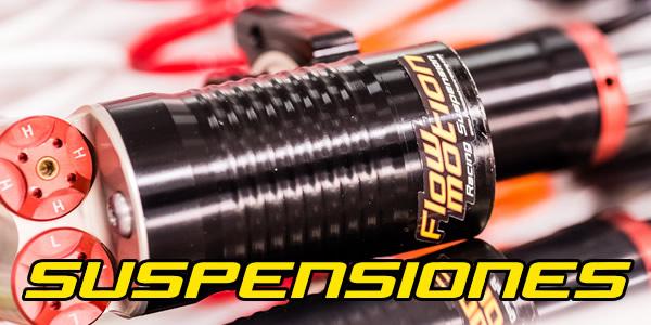 Suspensiones | Flow Motion Racing
